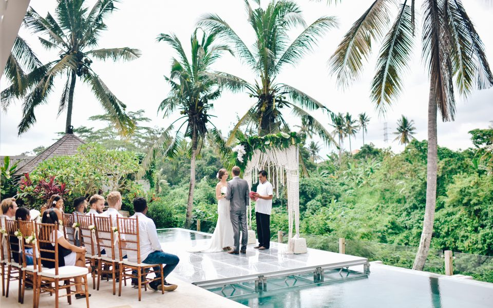 Ubud Intimate Wedding