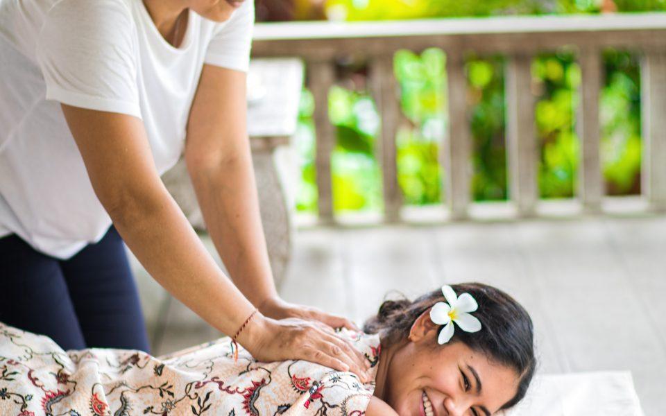 Villa Santai Spa Massage