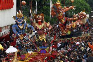 Balinese Ogoh Ogoh